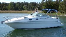 Sea Ray 260 Sundancer -03