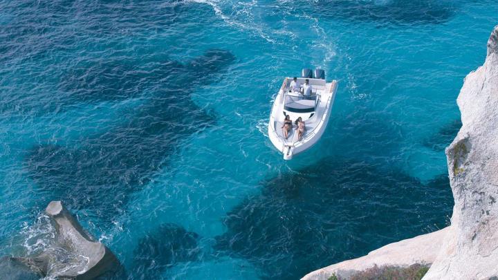 Nya båtar från CAPELLI