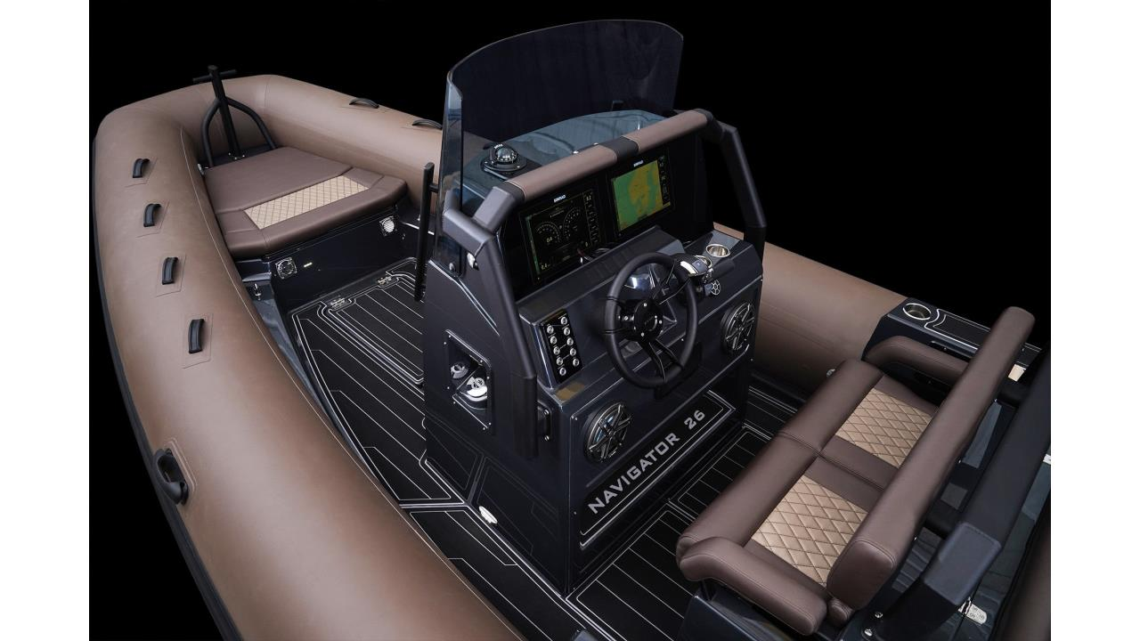 Brig Navigator 26 2021