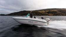Sting 530 S Evinrude 75DSL 2020