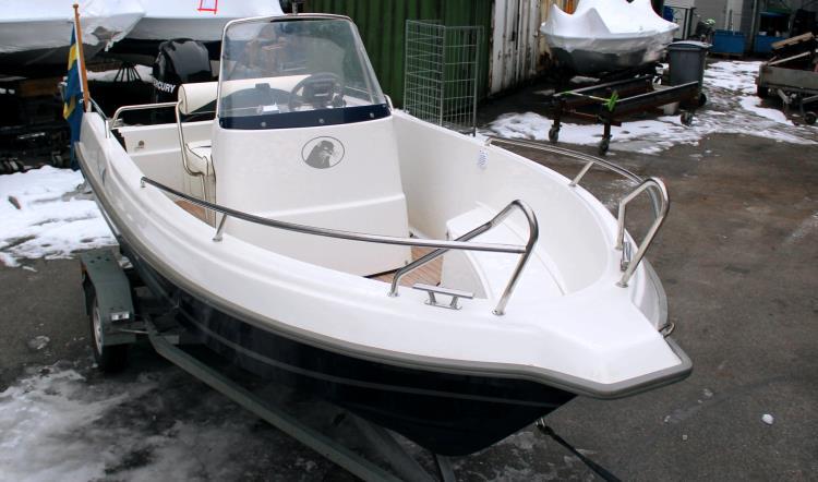 Uttern S52, Mercury F80