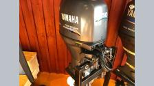 SÅLD! Beg Yamaha F50 AETL