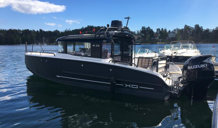 XO 270 Cabin OB