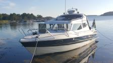 Bella Falcon 26-2007. Mercruiser 5,0 MPI -2007.