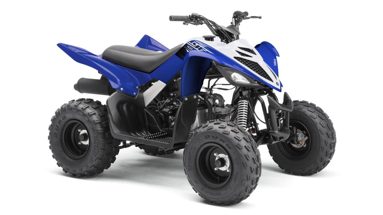Yamaha YFM90R 2020