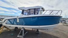 Quicksilver Capture 805 Pilothouse