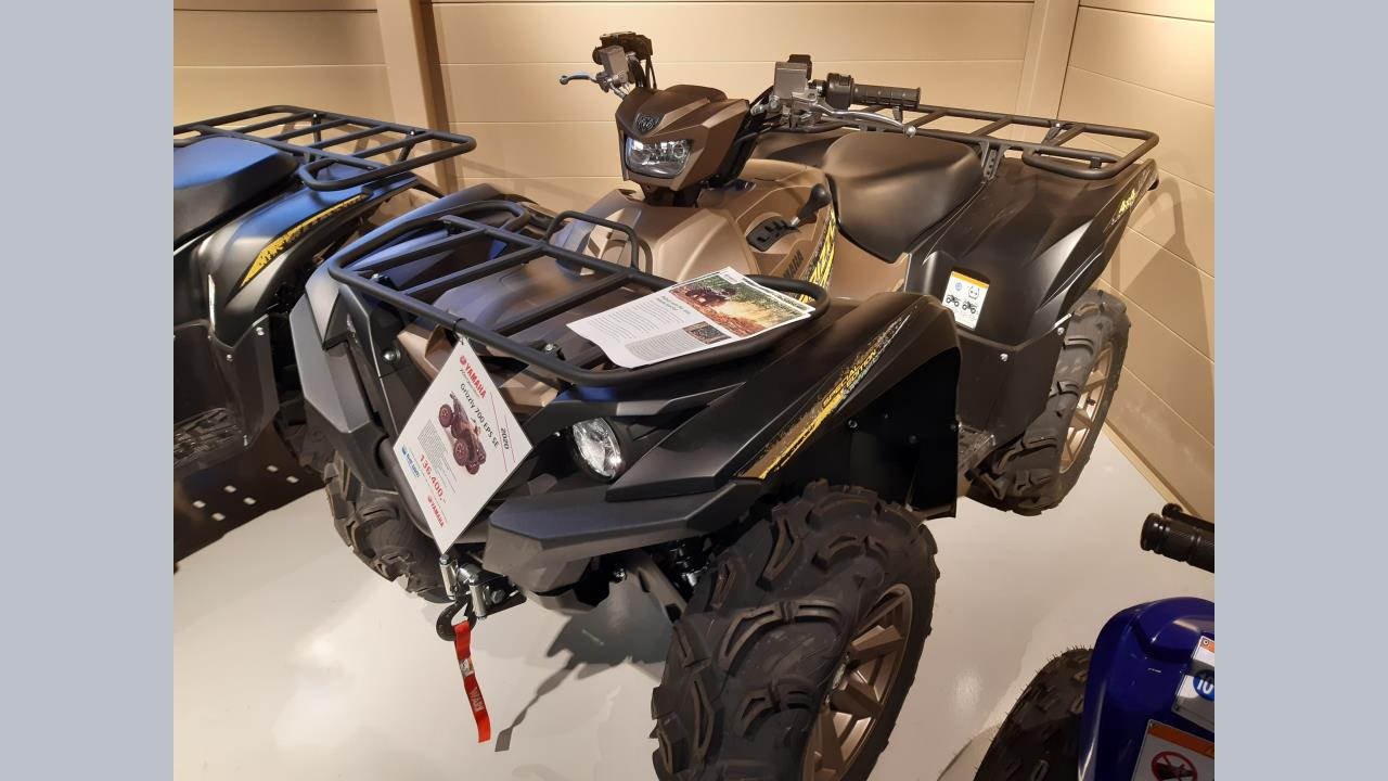 Grizzly 700 EPS SE 2020