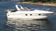 Princess 286 Riviera. Volvo KAD 44