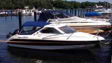 Flipper 630 HT -2000. Yamaha 150 hk