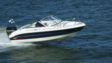 Bella 530 excel -2008. Mercury 90 hk