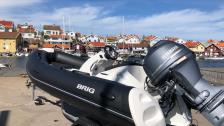 Brig Eagle E380 Yamaha F50