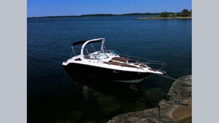Atomix 820 Sports Cruiser