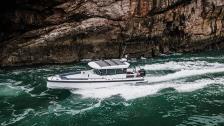 FABRIKSNY   Axopar 28 Cabin 350 hk - MY2021
