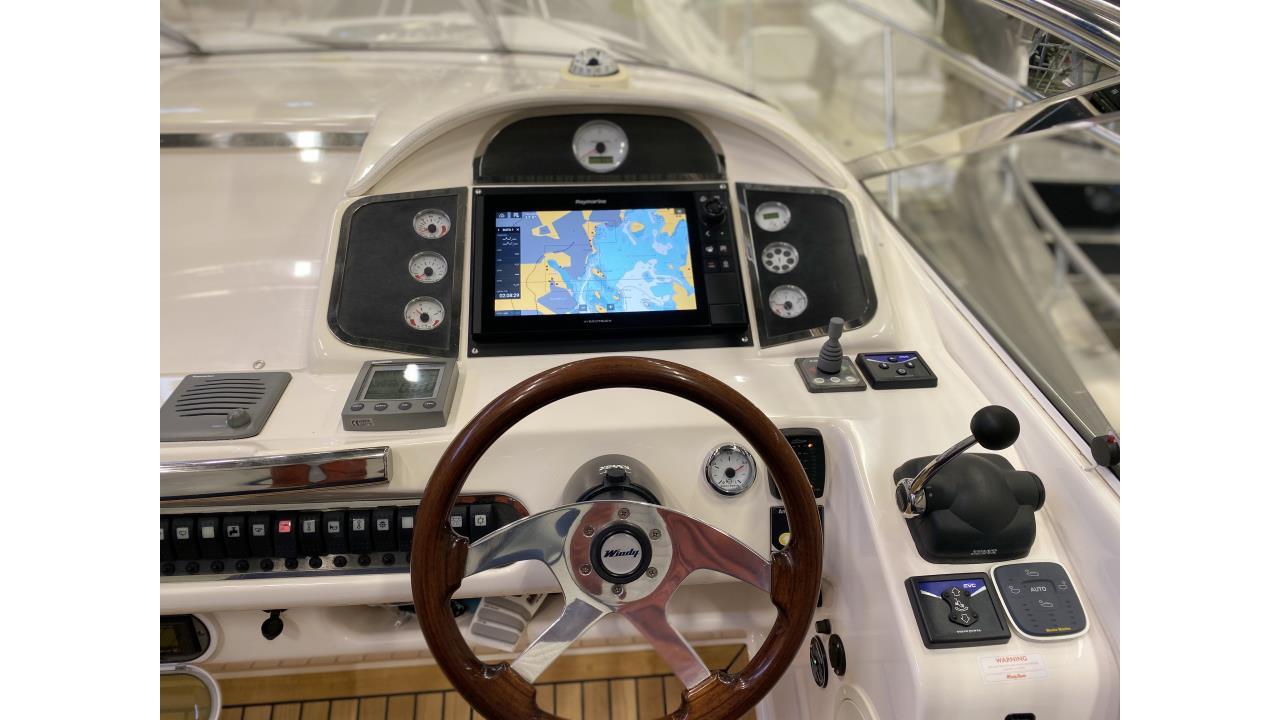Windy 32 GT 2006