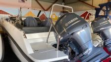 SÅLD! Finnmaster S6 / Yamaha F150
