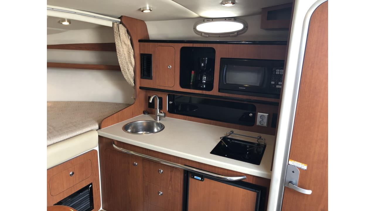 Chaparall 270 Signature 2003