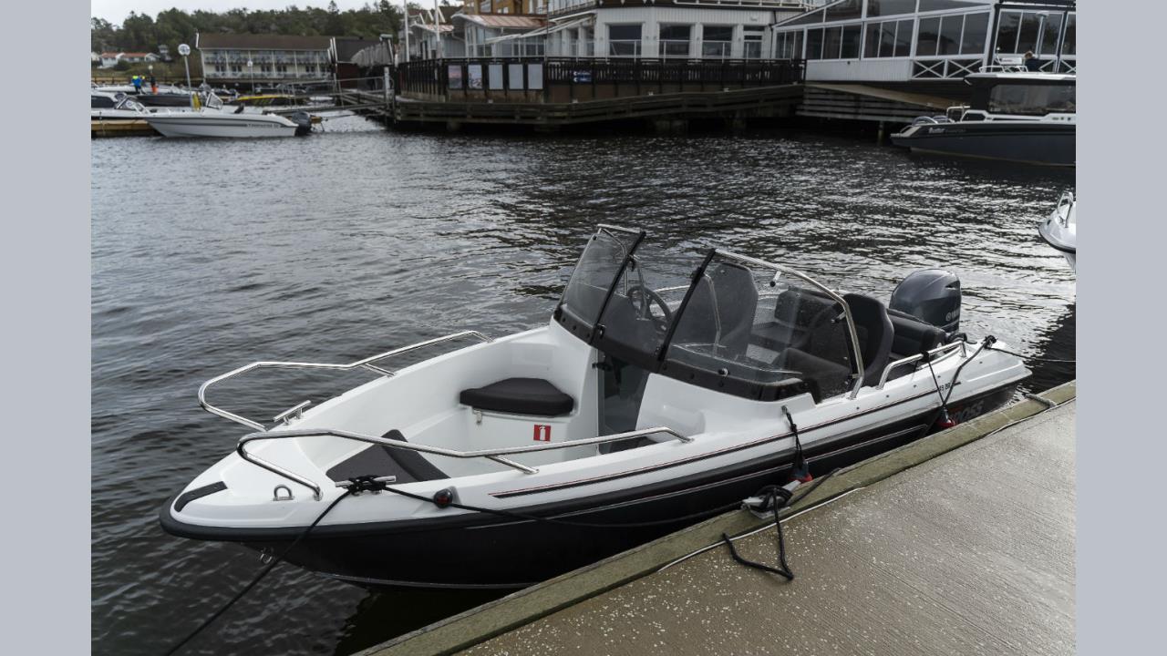 Yamarin Cross 49 BR 2019 Utställnings-båt!
