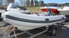 Seawave 420 Rib med jockeykonsoll-11 uttagen 13 med Evinrude 50 DPL-13 Etec