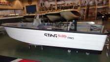 Sting 535 PRO Evinrude 40 DSL