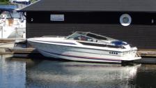 Sunseeker Portofino 21 -87. GM Marine V8 -2013
