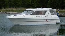 Marino Shark-04. Volvo Penta KAD 43-04
