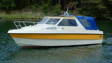 Flipper 700. Mercruiser 4,3 mpi-2012