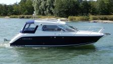 Aquador 22 HT - 2001. Mercruiser 4,3 EFI. Bogpropeller+ Ankarspel