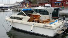 Windy 22 HC. Ny Volvo Penta 25 tim