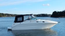 Sea Ray 260 Sundancer. Motor 2013