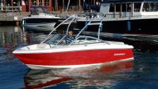 Monterey 180 FS Bowrider-2007. Ny motor -2017