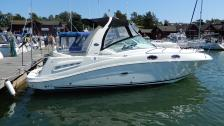 Sea Ray 275 - 2005. Mercruiser 350 MAG -2005.