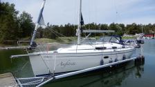 Bavaria 35 Cruiser -2009. VP-D1 -2009. 3 kabiner
