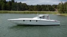 Smuggler 28 C2 Offshore-79. Ny motor-2010. 425 HK!