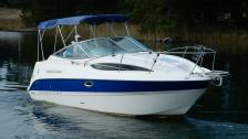 Bayliner 245 Cruiser -06. Ankarspel
