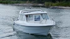 Örnvik 610 MC -2005, Mercruiser 3,0 135hk