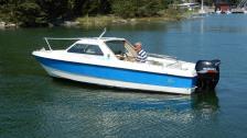 Flipper 575 -1985. Suzuki 140 HK- 2005