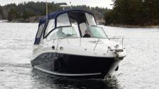 Sea Ray 275 Sundancer -2007. Elverk