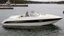Stingray 220 CX -2008. Volvo Penta 4,3 GXI