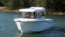 Quicksilver 675 Pilothouse -2015. Verado 200 hk.