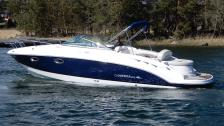 Chaparral 275 ssi -2009. Endast 200 timmar