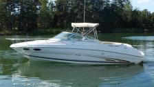 Sea Ray 260 OV Signature -2000