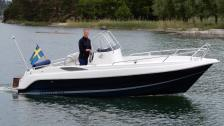 Uttern S64 Exclusive -2005. Mercruiser 4,3 TKS