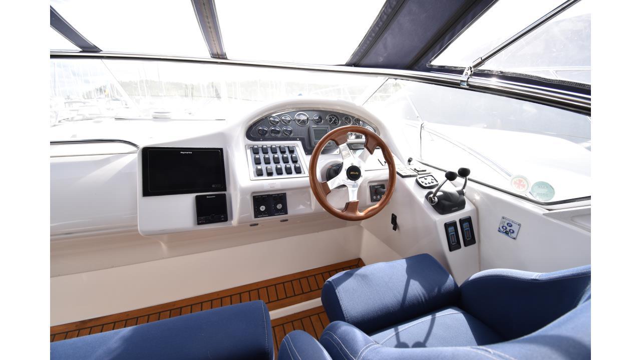 Windy 37 Grand Mistral 2002