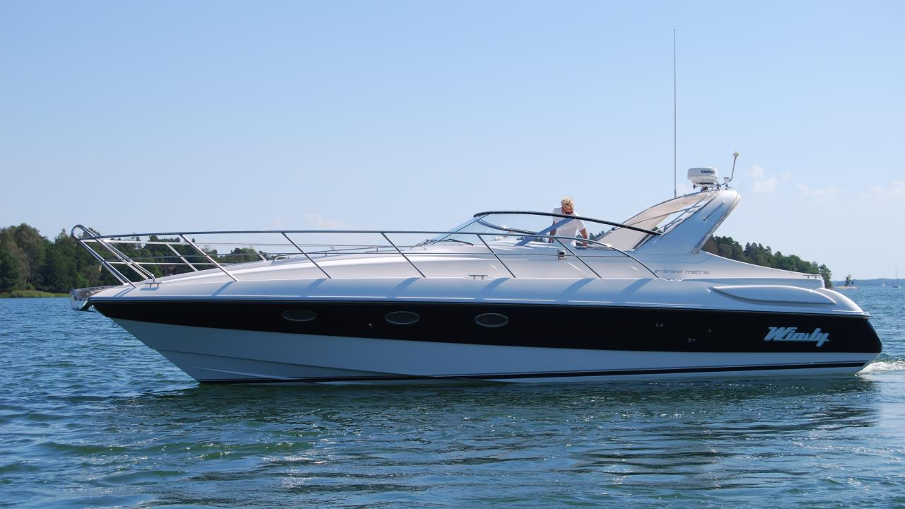 Windy 37 Grand Mistral 2004