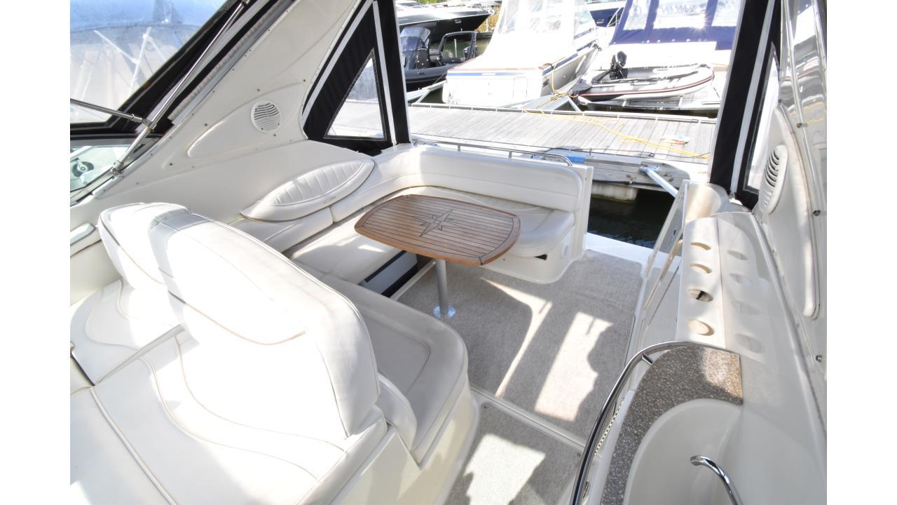 Maxum 3000 SCR 2000 Reserverad