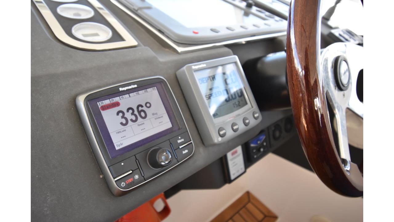 Windy 33 HT Scirocco 2008 (uttagen 2010)