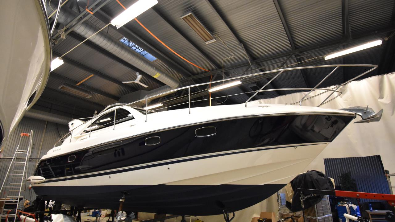 Inkommande: Fairline Targa 38 2010