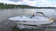Sea Ray 240 SSE 2011