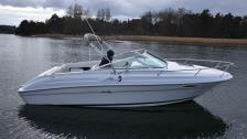 Sea Ray 215 -1998. Mercruiser 5,7 L V8 -1998.