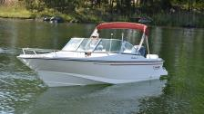 Boston Whaler 17  Yamaha 130 -2015